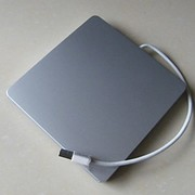 kb-1 Ultra-Slim Portable USB 2.0 Slot-in-DVD-RW für MacBook Pro / MacBook Air / Mac mini