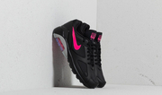 Nike Air Max 180 Black/ Pink Blast-Wolf Grey