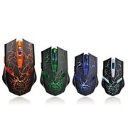 R.horse RH2500 Wired USB Gaming RGB Licht Gaming Mouse