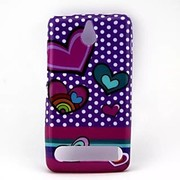 Love Design TPU Soft Case for Sony Xperia E1