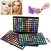 Neue Pro 252 volle Farben Neutral Eye Shadow Lidschatten-Palette Makeup Kosmetik Set 6253