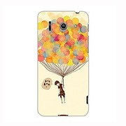 Balloons Design Hard Case for HuaWei G510