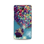 Colorful Balloons Design Hard Case for HuaWei Honor 3C